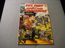 Sgt. Fury & His Howling Commandos #61 (Marvel, 1968)
