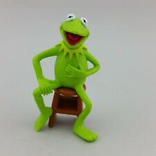 Disney Kermit Pvc Figure Muppets NWOP 3 inch