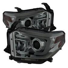 Spyder Auto 5080172 DRL Projector Headlights Fits 14-15 Tundra