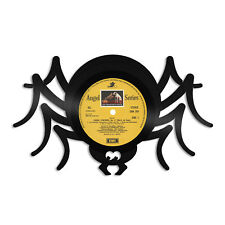 Spider funny Vinyl Wall Art Record Kitchen Decoration Home Decor