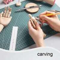 A4 Art Nähen Schneidematten Reversible Design Gravur Handwerkzeuge Brett Y9E5