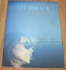 LEE HYORI HYO RI TOK TOK TOK K-POP CD