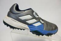 ADIDAS Bounce Grey Sz 4Y Kids BOA Boys Golf Shoes