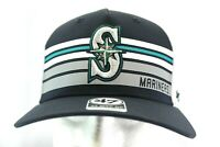 Seattle Mariners Black Baseball Cap Snapback