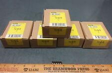 "5/PACK of NOS Stanley Corrugated Nails 3/8"". 500pcs."