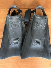 Mens Body Board Flippers (Large)