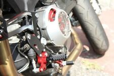 Ducabike Billet Clutch Cover 07Sil Ducati Monster Hyper 696 796 1100 1098 1198