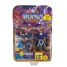 Ronin Warriors Anubis Action Figure 1995 Factory Sealed MOC Rare B