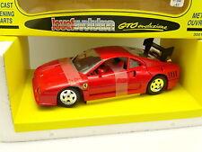 Jouef Evolution 1/18 - Ferrari GTO Evoluzione Rouge