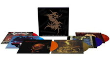 SEPULTURA THE ROADRUNNER ALBUMS 1985-1996 LTD BOX 6x LP COLORED VINYL SET EU New