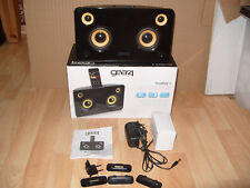 Gear4 PG471 HouseParty 5 Speaker Dock For iPod/iPhone c481