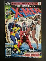 Uncanny X-Men #124, VF 8.0, Arcade, Cyclops, Wolverine, Storm