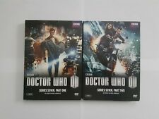 Doctor Who Season 7 Dvd Parts 1 and 2
