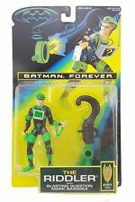 RIDDLER Batman Forever (Kenner 1995). Blasting Question Mark Bazooka. SEALED NEW