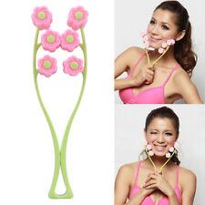 Bio Lift Fleur appareil massage visage anti rides yeux relaxation et détente