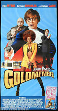 GOLDMEMBER Daybill Movie poster AUSTIN POWERS Mike Myers