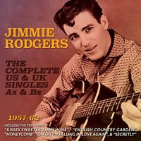Jimmie Rodgers - Complete US and UK Singles As and Bs 1957-62 [CD]