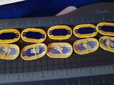 40-US ARMY OVALS NEW 504th INFANTRY 3rd BATTALION --COMBINE SHIPPING SAVE $$$$$