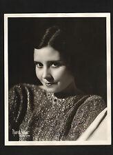 Countess Olga Albani SIGNED photo of Spanish singer * autograph *Maurice Seymour