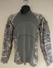 US Military Issue Multicam OCP Camouflage MASSIF Army Combat Shirt ACS Sz S
