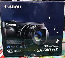 Canon PowerShot SX740 HS Digital Camera - FLAWLESS