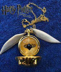 Opening Golden Snitch & Resurrection Stone Ring, Harry Potter Wizarding World HP