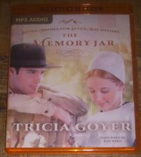 THE MEMORY JAR Seven Brides for 7 Bachelors 1 by Tricia Goyer 2016 MP3-CD UNUSED