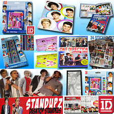 1D ONE DIRECTION DIARY GEL PENS PENCILS BOOKS (RARE DELETED NO LONGER IN PRINT)