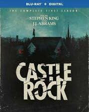 CASTLE ROCK TV SERIES COMPLETE FIRST SEASON 1 New Sealed Blu-ray