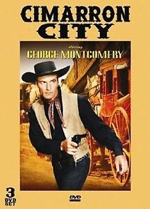 Cimarron City (DVD, 2008, 3-Disc Set) Brand New, Sealed, Rare!