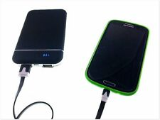 BATTERIA SUPPLEMENTARE PER IPHONE  5 /4S GALAXY S4 / S3 12000 mAh