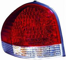 New Left Tail Light Fits 2005-2006 Hyundai Santa Fe