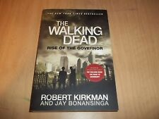 The Walking Dead - Rise Of The Governor by Robert Kirkman, Jay Bonansinga SC new