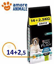 Purina Pro Plan Adult Large Robust Adult sensitive digestion Agnello 14 + 2,5 Kg