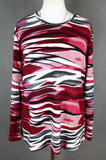 NEW WOMEN  TUNIC size  18/20  TOP LONG SLEEVE  BLOUSE  LADIES     3110
