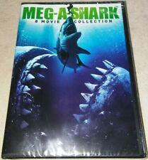 MEG-A-SHARK COLLECTION NEW DVD