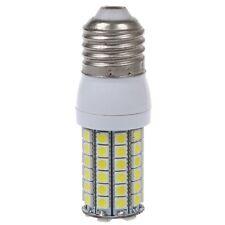 E27 8W 69 LED 5050 SMD Foco Lampara Bombilla 6500K Luz Blanco Bajo Consumo J6S1