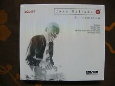 2 CD SET JAZZ BALLADS N°11 - Lionel Hampton / Membran Music (2004)  NEUF BLISTER