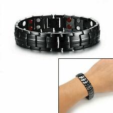 klare Textur Factory Outlets wo kann ich kaufen Modeschmuck-Armbänder im Magnetarmband-Stil für Herren ...