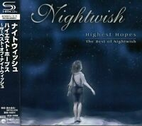 NIGHTWISH Highest Hopes The Best Of JAPAN SHM CD Tarja Tuomas Holopainen New F/S