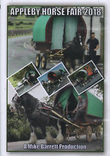 APPLEBY HORSE FAIR 2018 DVD - Romany, Gypsy, Travellers