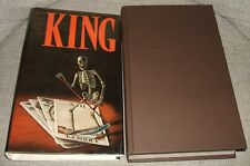 1985 First English Edition of Skeleton Crew by Stephen King  Collectible Copy
