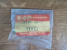 SUZUKI NOS 13551-46170 Throttle valve S/C F-2-5 (Models unknown - See Details)