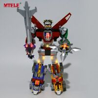 LED Light Up Kit For LEGO 21311 Ideas Series Voltron Toys Lighting Bricks Kit