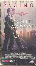 The Scent of a Woman VHS