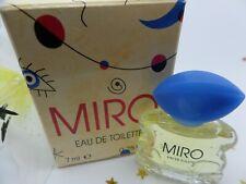 MIRO for WOMEN edt MINI Miniature PERFUME 7ml Fragrance New BOXED