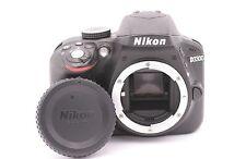 Nikon D D3300 24.2mp caméra SLR numérique - Noir (BOITIER UNIQUEMENT)