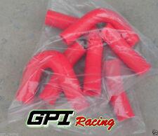 RED silicone radiator hose FOR 1982-1986 83 Honda VF750C VF 750 V45 SABRE Magna