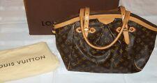 Louis Vuitton Tivoli GM Original Monogram Leather Handbag Purse DustBag Box ~ S6