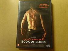 DVD / BOOK OF BLOOD ( CLIVE BARKER )